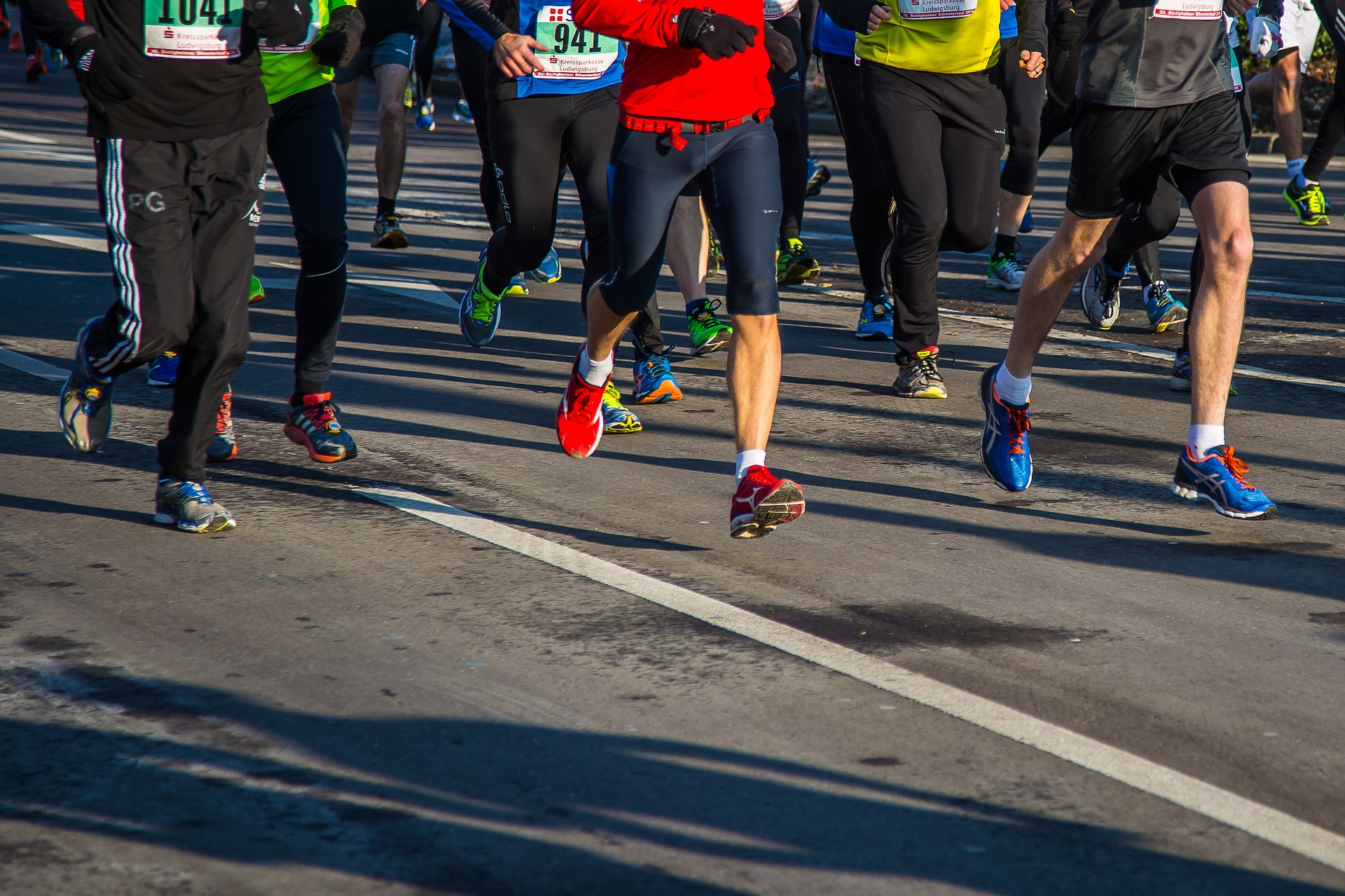 Opportunity to Participate in Research: A Survey of Runners' Habits and Motivational Variables