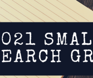 2021 HSF SIG Small Research Grant
