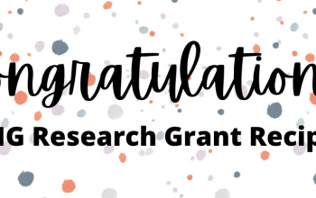 2021 HSF SIG Small Research Grant Recipients
